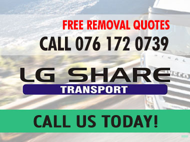 LG Share Transport - Every household move is unique and each customer has specific requirements. At LG Share Transport we understand and adapt to these needs. Each of our employees is committed to providing a smooth, positive moving experience.